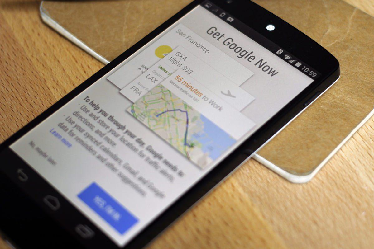 Новый голосовой ассистент Google умеет работать без подключения к сети