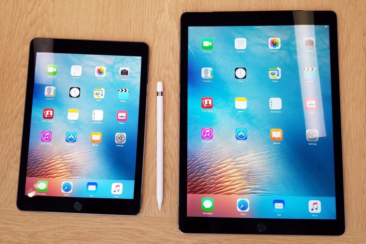 Пять причин купить новый 9,7-дюймовый iPad Pro