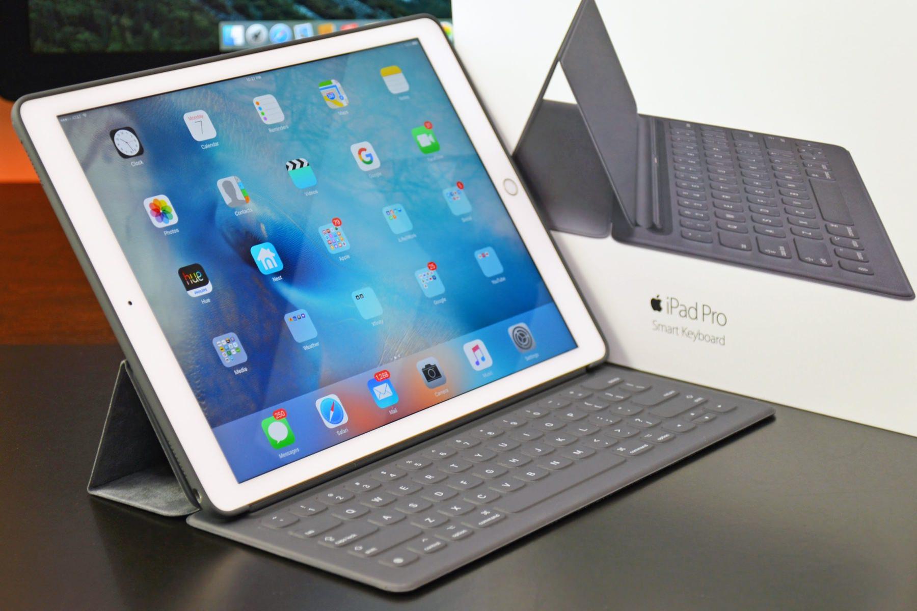 Снимки чехла для 9,7-дюймового iPad Pro попали в сеть