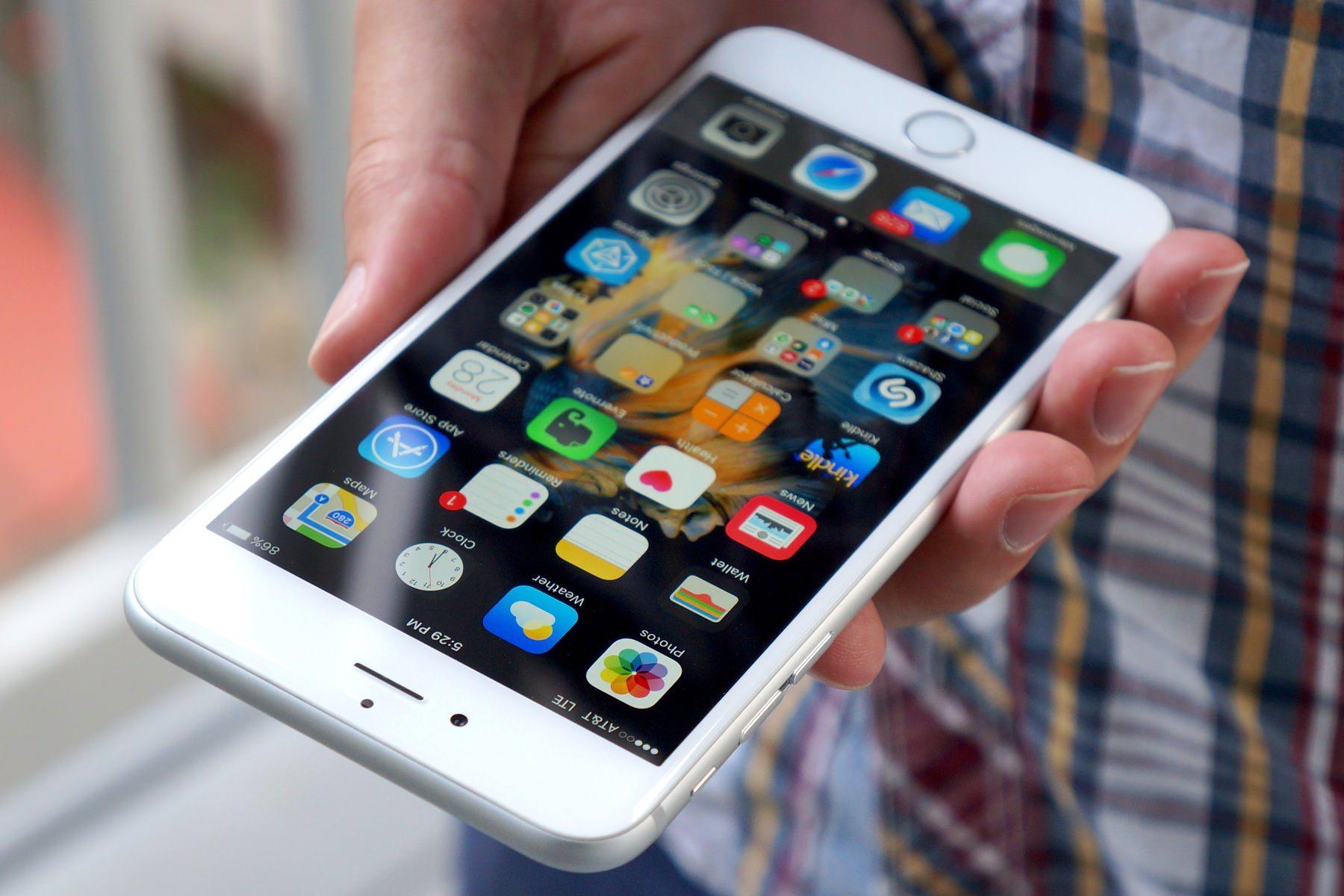 iOS 9.3 стала самой стабильной прошивкой Apple за последние время