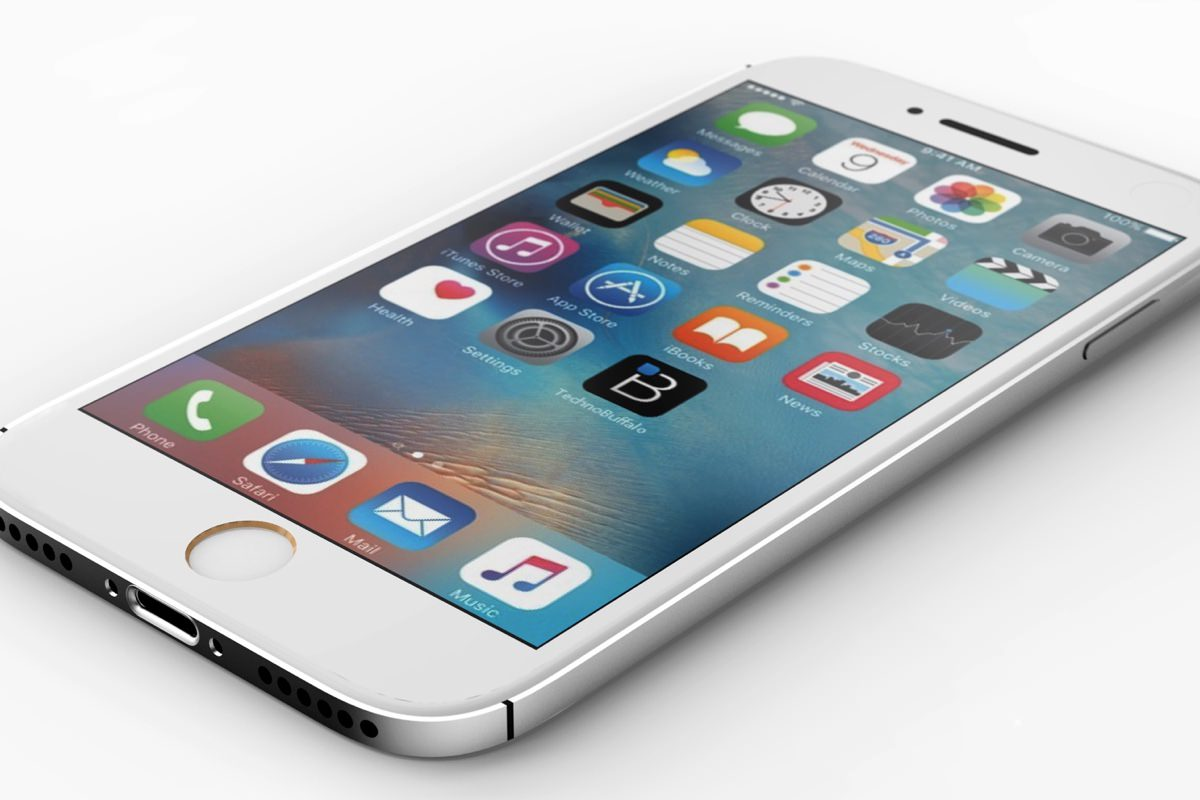 Снимки iPhone 7 попали в Интернет