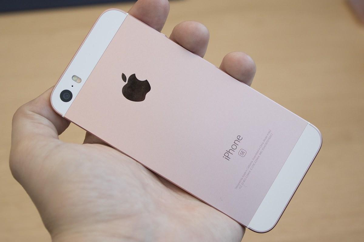 Смартфон iPhone SE окажется провалом Apple