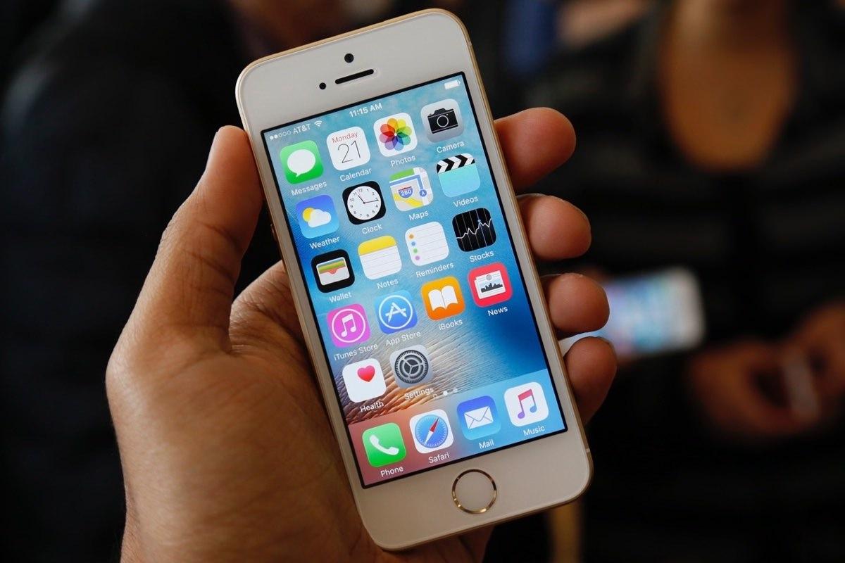 Названы пять причин для отказа от покупки iPhone SE