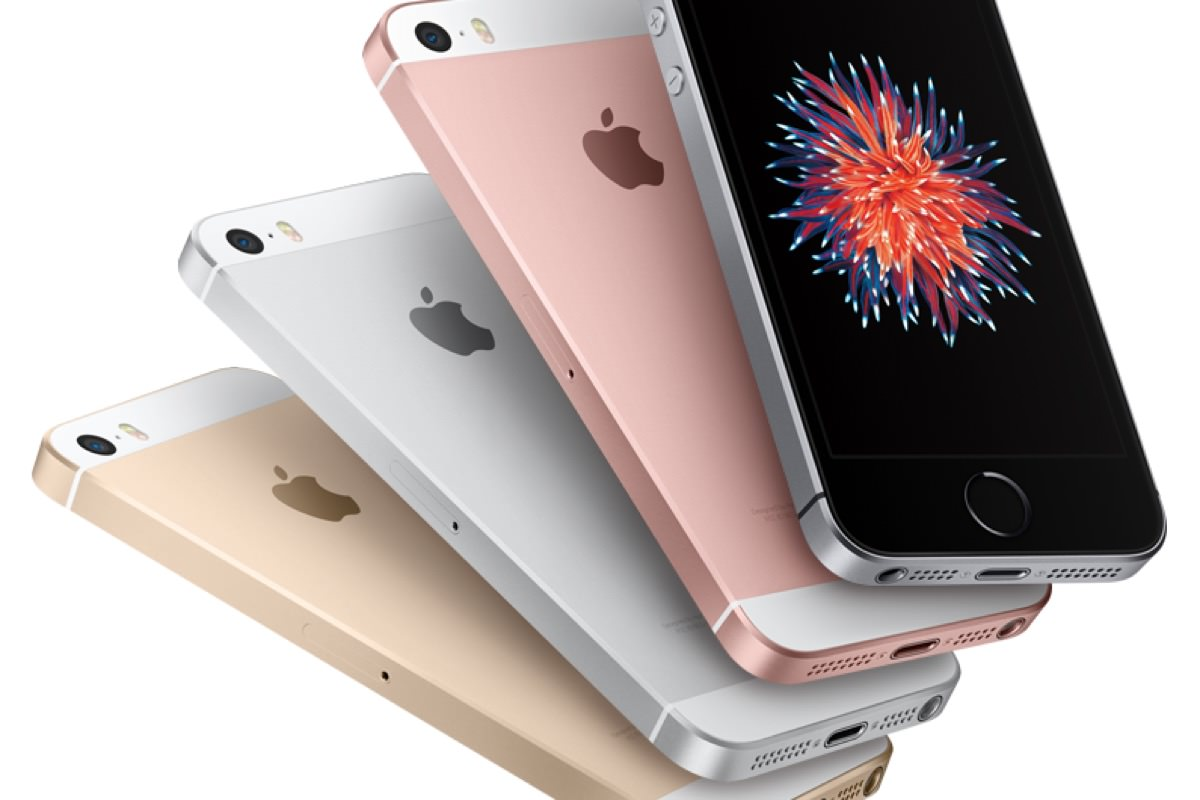 iPhone SE получил 2 Гб оперативной памяти