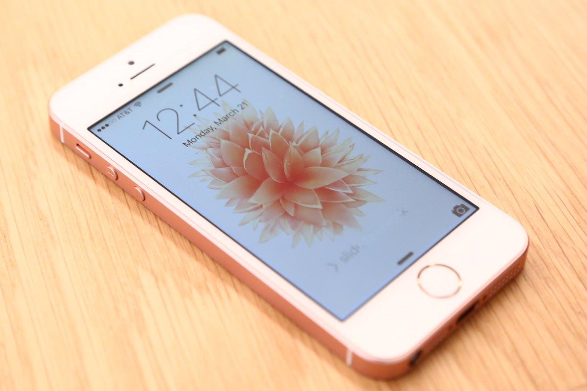 iPhone SE и iPad Pro появятся в российских магазинах 5 апреля