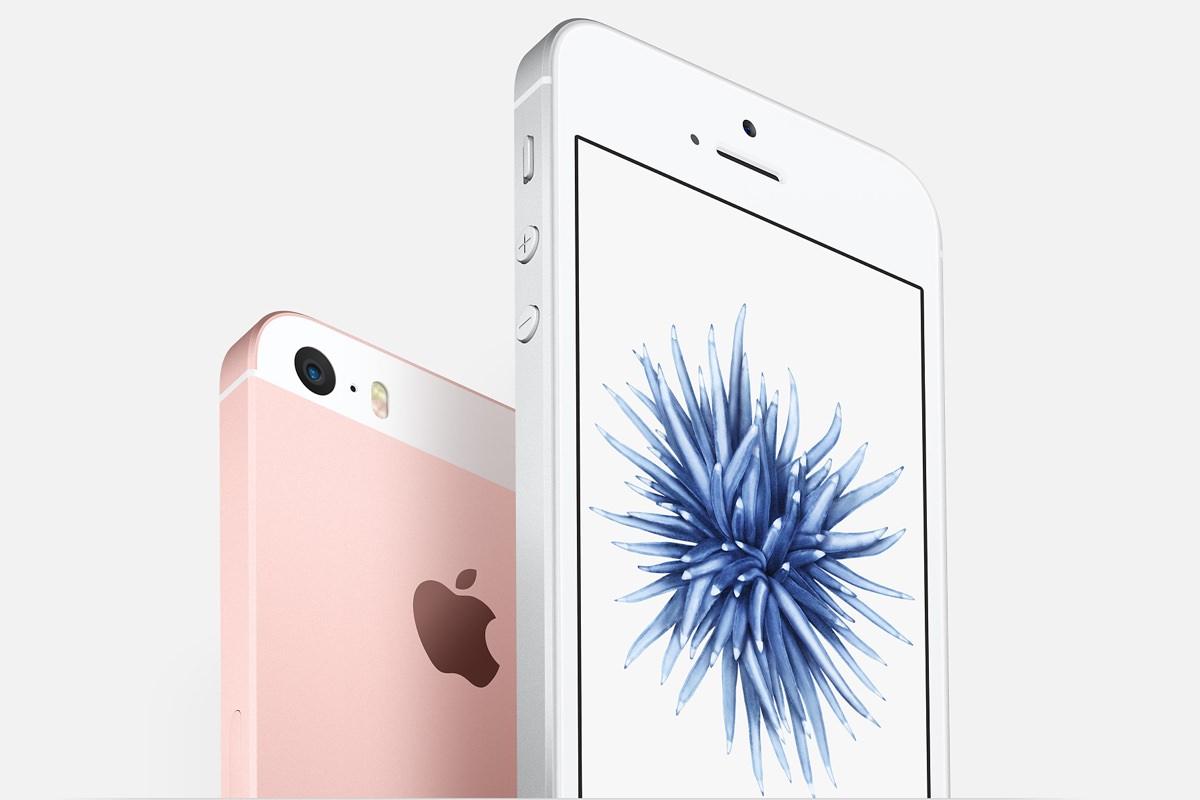 iPhone SE будет продаваться в России по цене от 37 990 рублей
