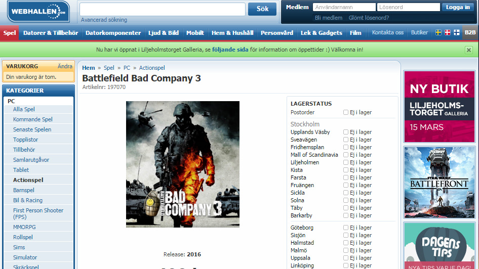 Battlefield Bad Company 3 5