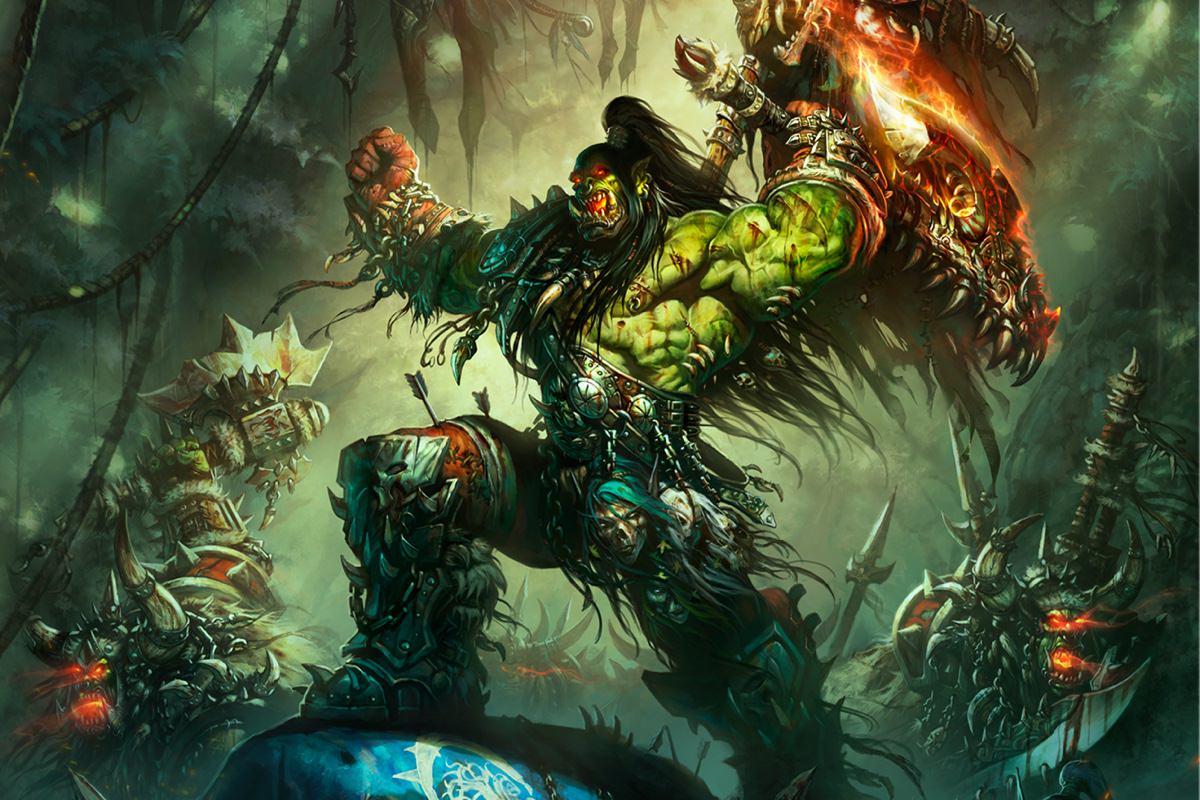 Blizzard выпустит крупное обновление для Warcraft 3 на следующей неделе