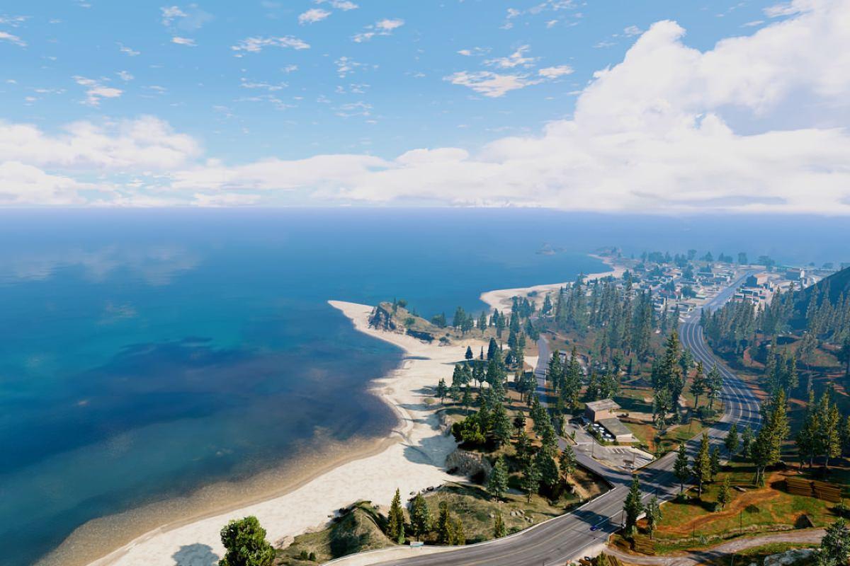 GTA V Redux принесет реалистичную графику в игру