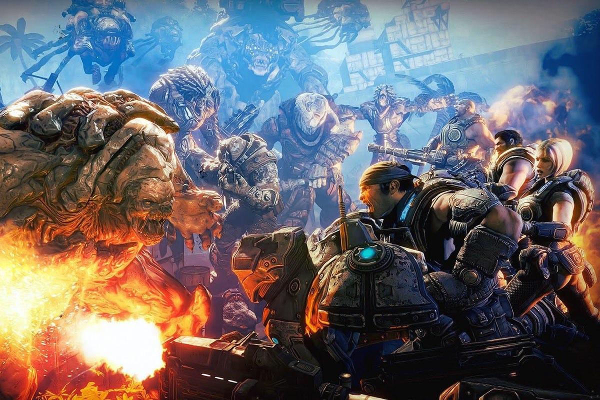 Бета-тестирование игры Gears of War 4 начнется с 18 апреля