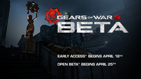 Gears of War 4 beta download
