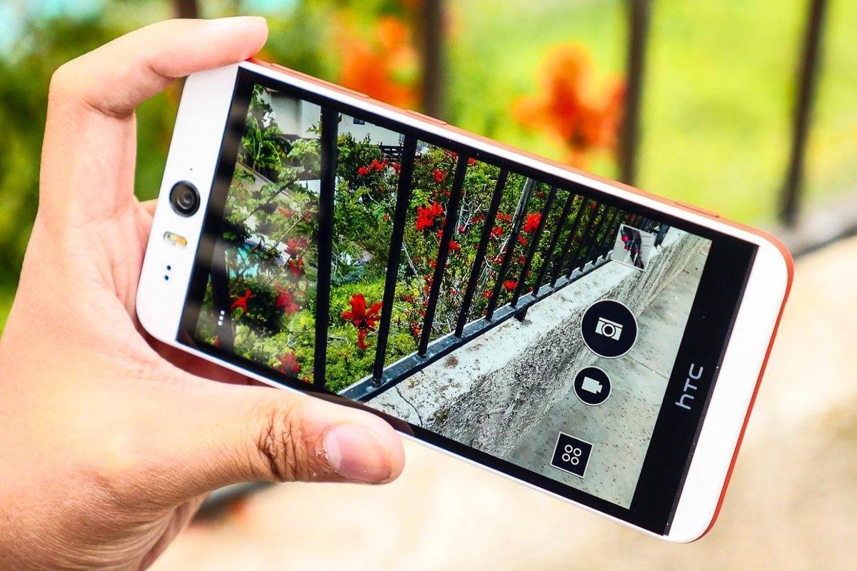 Смартфон HTC Desire Eye обновился до Android 6.0.1 Marshmallow