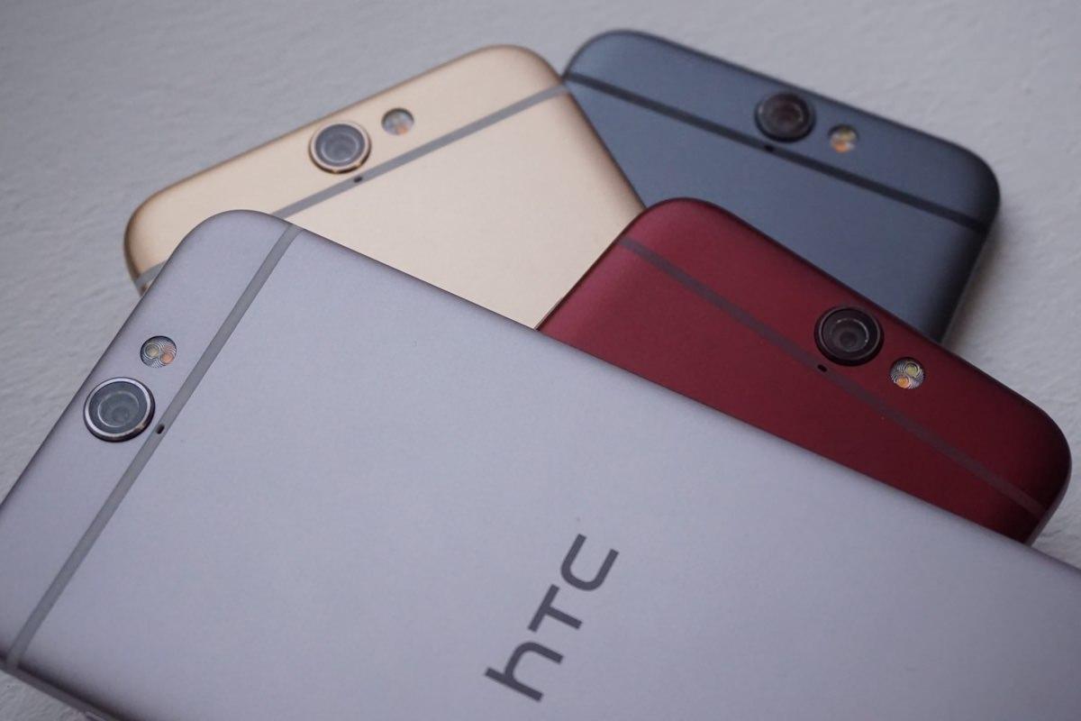 Первые снимки и живые фотографии флагмана HTC 10