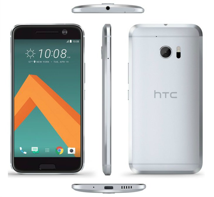 HTC One M10 10 smartphone