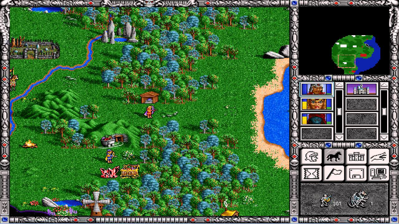 Heroes of Might and Magic Mac OS X download guide 3