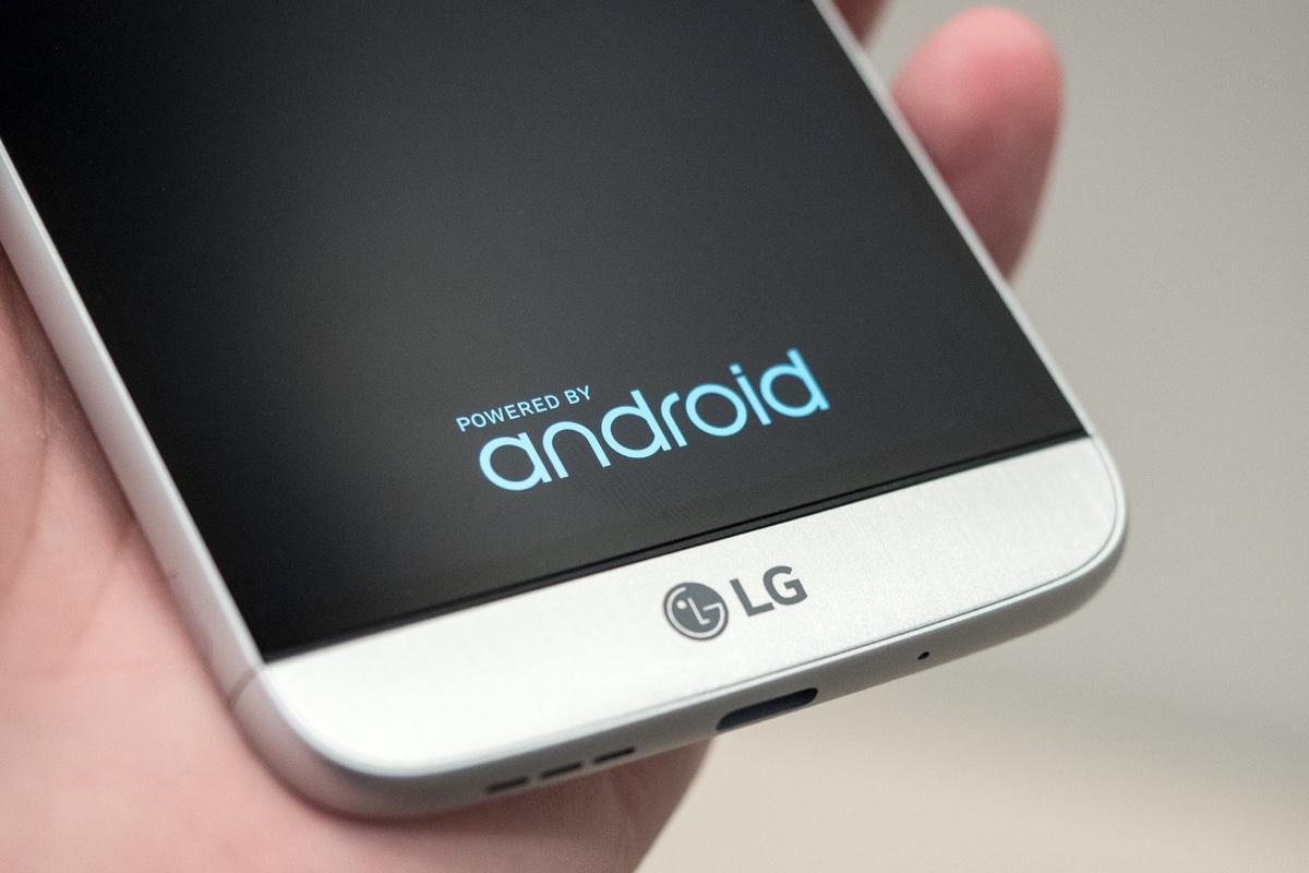Продажи модульного смартфона LG G5 начнутся 31 марта