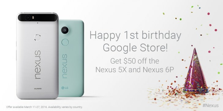 LG Nexus 5X 6P Google Store Buy 2