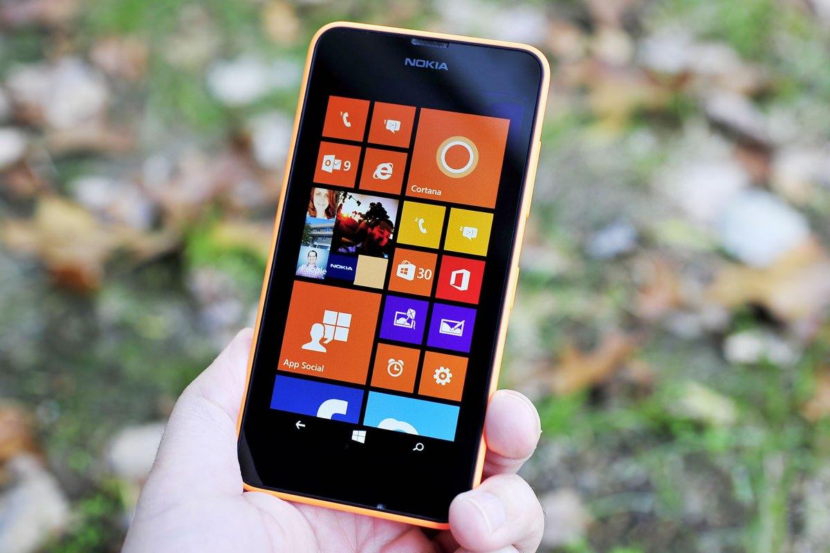 Для установки Windows 10 Mobile требуется не менее 1 Гб оперативной памяти