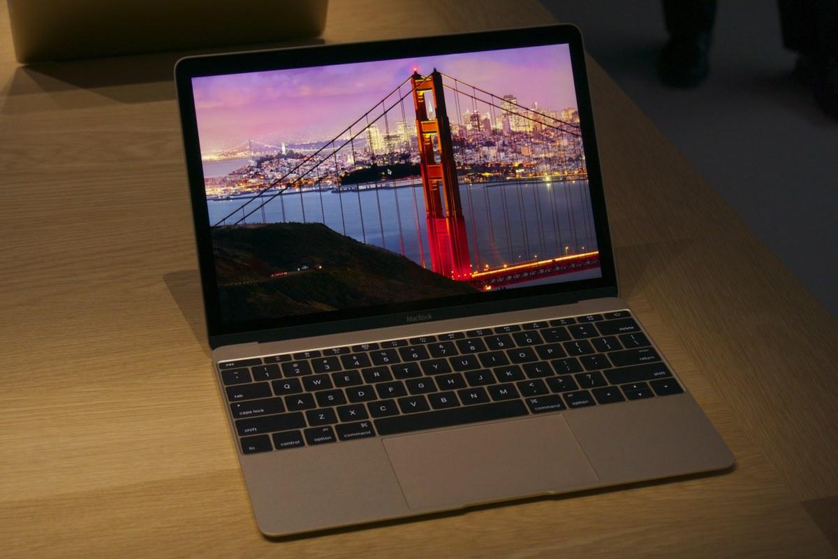Презентация новых моделей MacBook состоится на выставке WWDC 2016