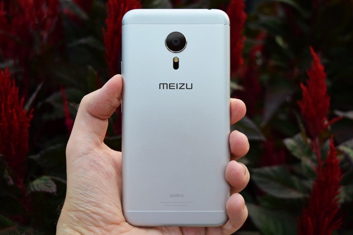Живые фотографии смартфона Meizu Pro 6