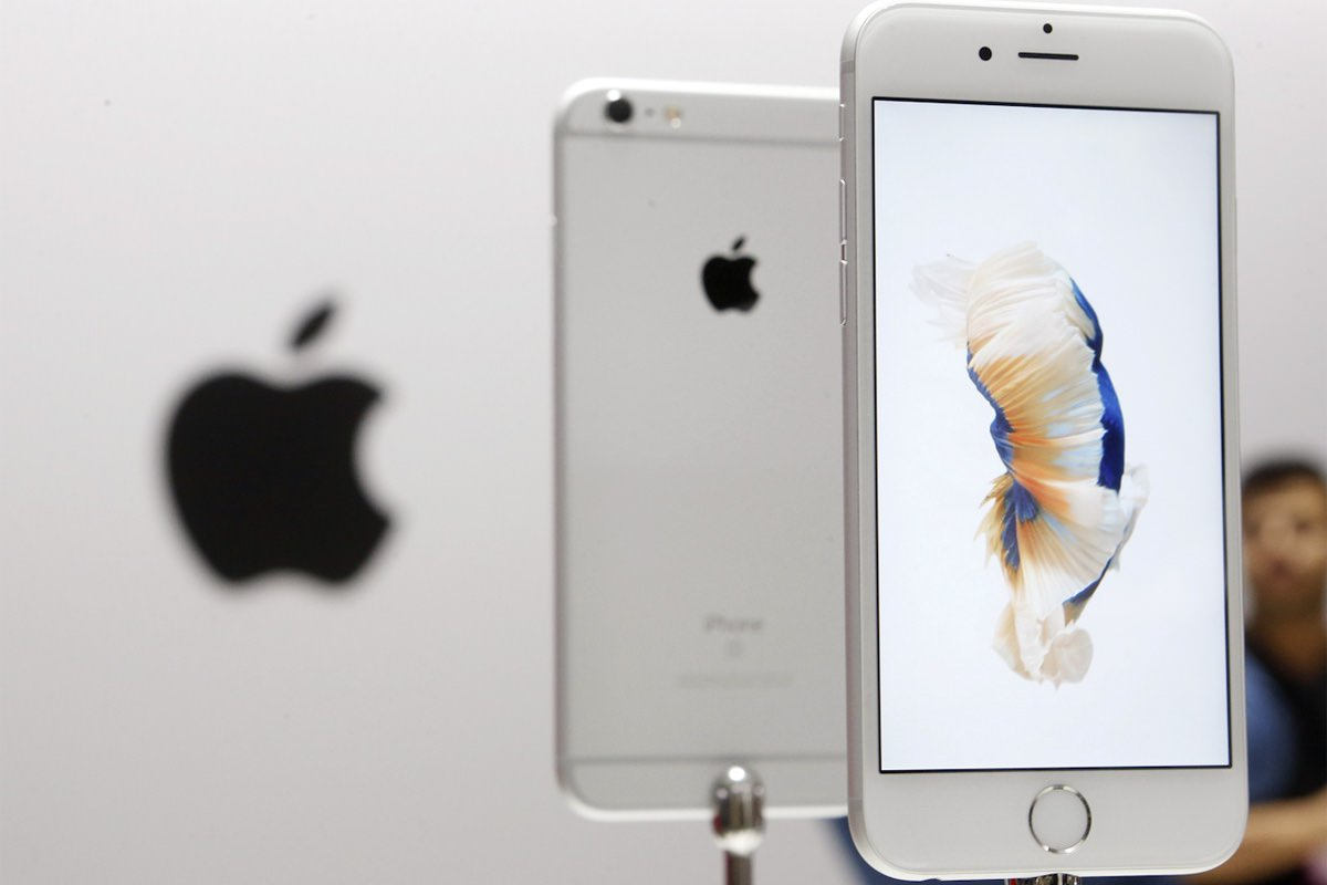 Фотографией iPhone 7 оказался смартфон Meizu Pro 6