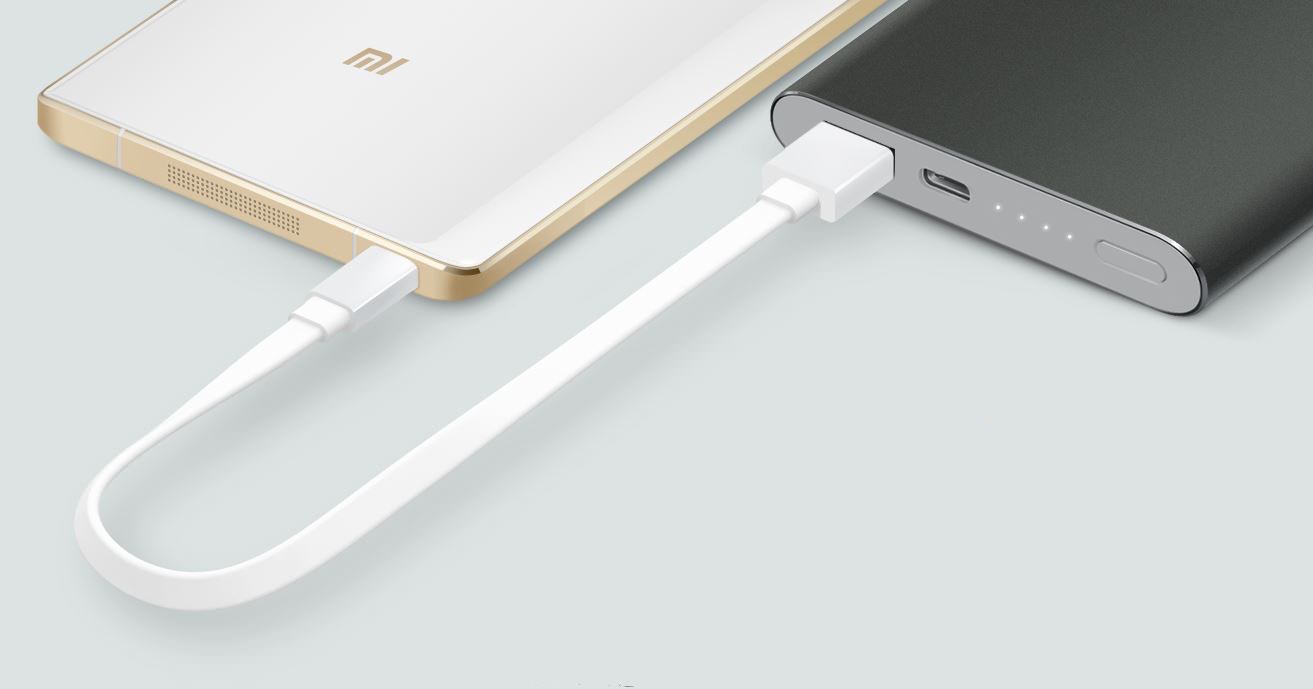 Mi Power Bank Pro Xiaomi 3