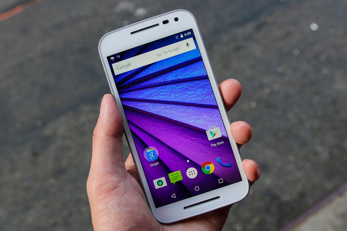 Motorola начала продажи смартфонов Moto G, X Style, X Play и X Force в России