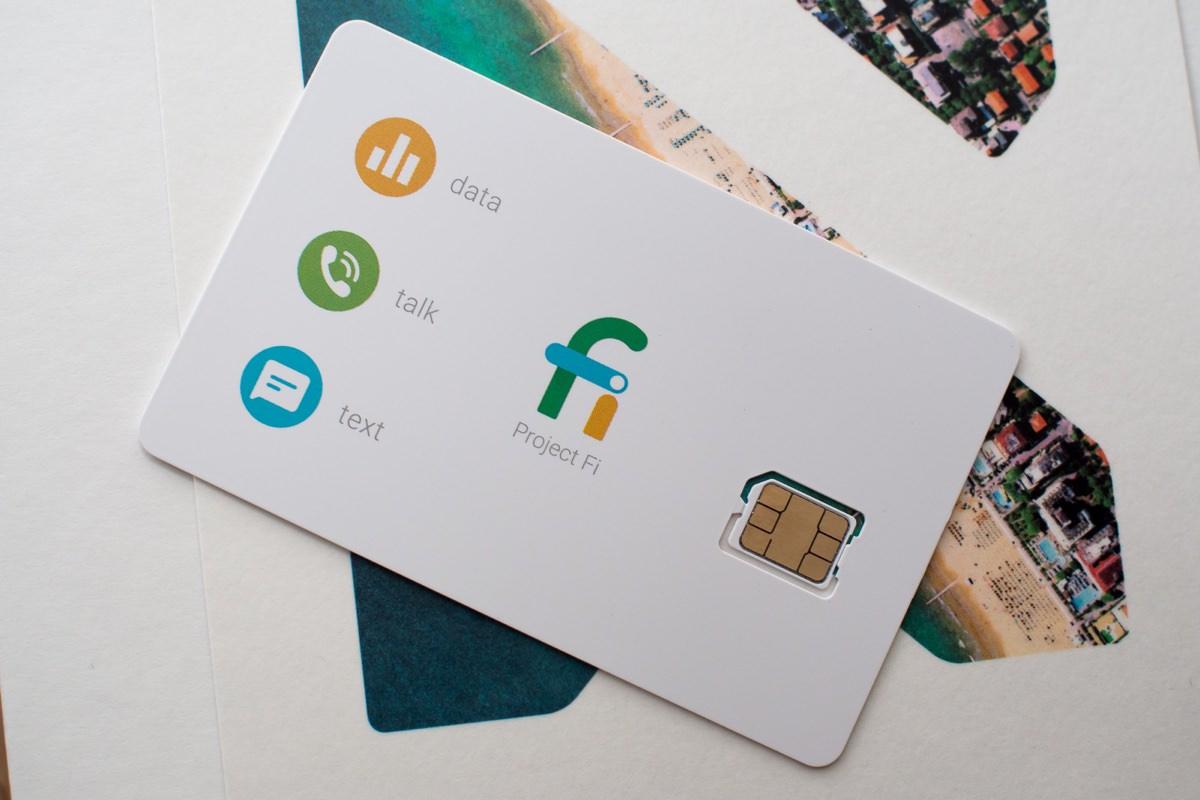 Google запускает недорогую мобильную связь Project Fi