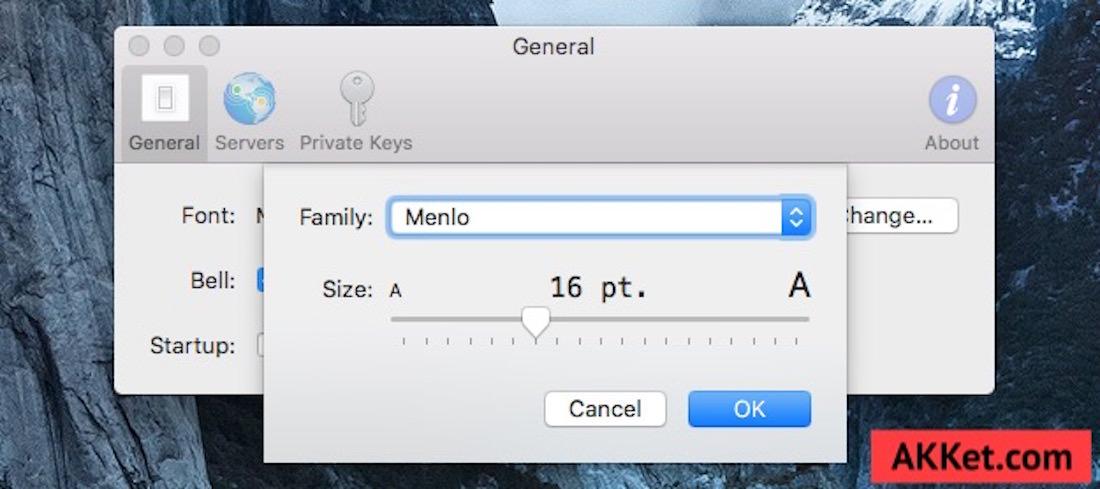 SSH Shell Mac App Store Best download OS X El Capitan 6