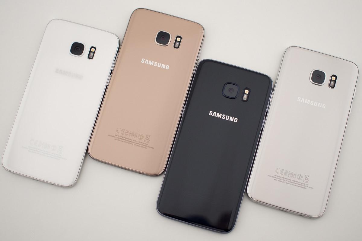 Новая прошивка для Samsung Galaxy S7 и S7 edge повышает скорость работы и автономность