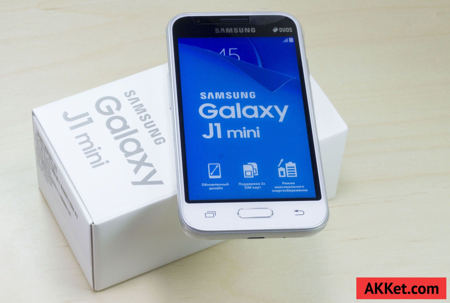 Samsung Galaxy J1 mini Duos Android 5.1.1 Lollipop Review 11