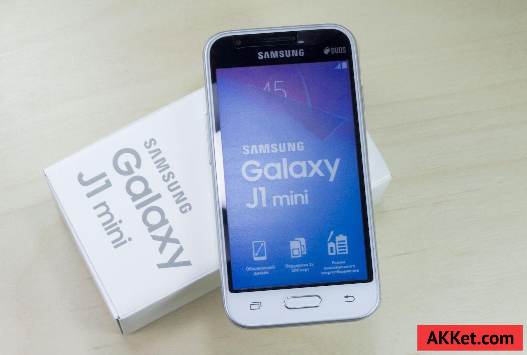 Samsung Galaxy J1 mini Duos Android 5.1.1 Lollipop Review 12