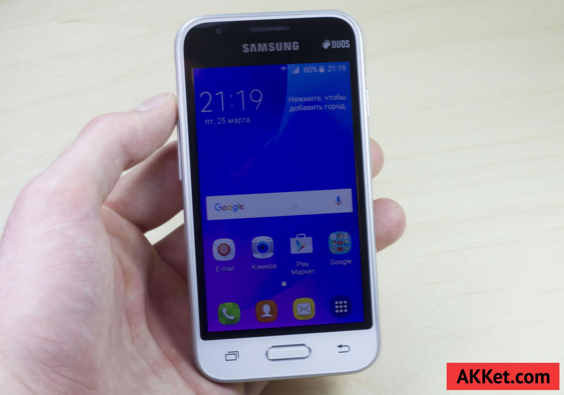 Samsung Galaxy J1 mini Duos Android 5.1.1 Lollipop Review 15