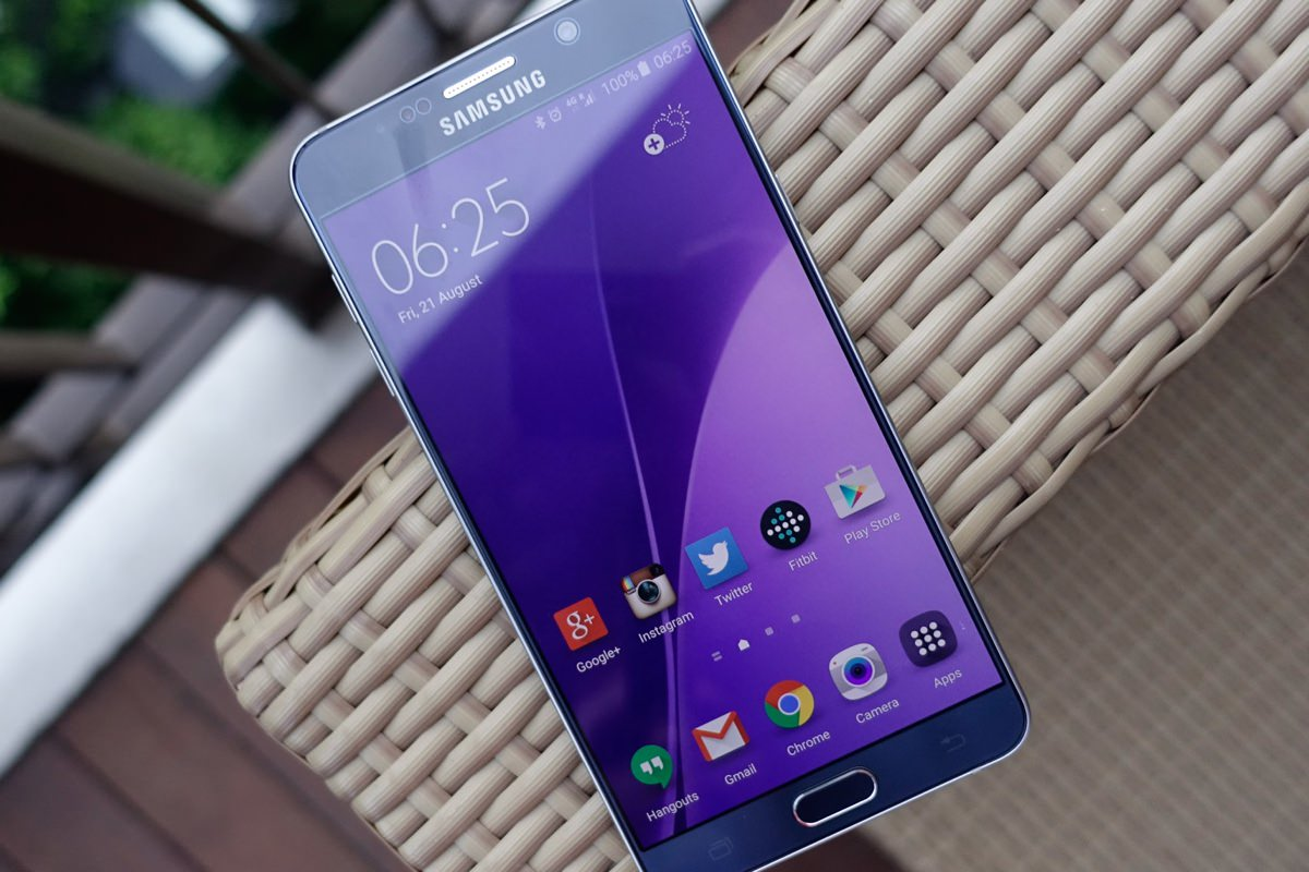 Samsung Galaxy Note 5 и Galaxy S6 Edge+ получат Android 6.0.1 Marshmallow уже завтра