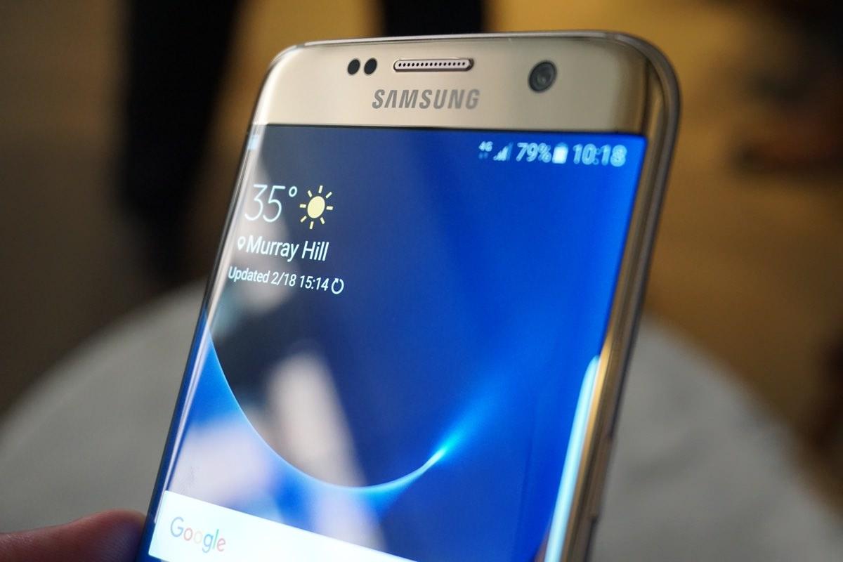 Смартфон Samsung Galaxy S7 edge стал доступен для покупки за $700