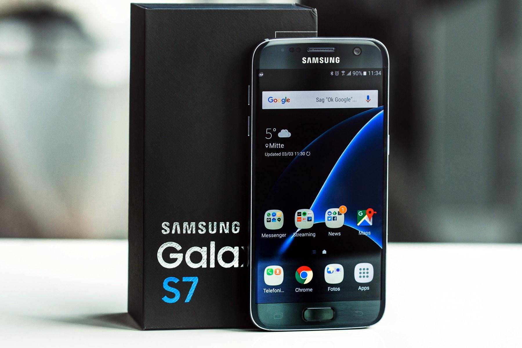 Эксперты посчитали себестоимость смартфона Samsung Galaxy S7