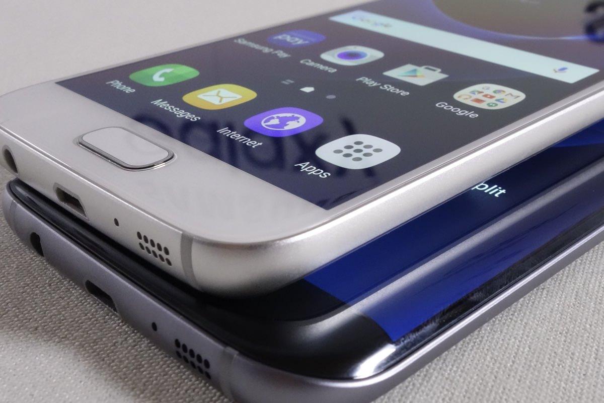 Предзаказ на Samsung Galaxy S7 и S7 edge откроется в Индии на следующей неделе