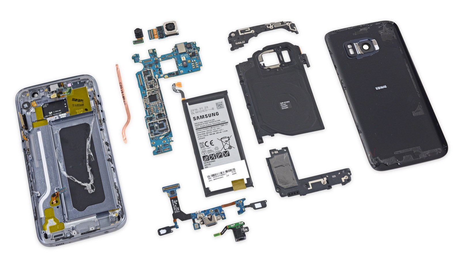 Samsung Galaxy S7 ifixlt 2