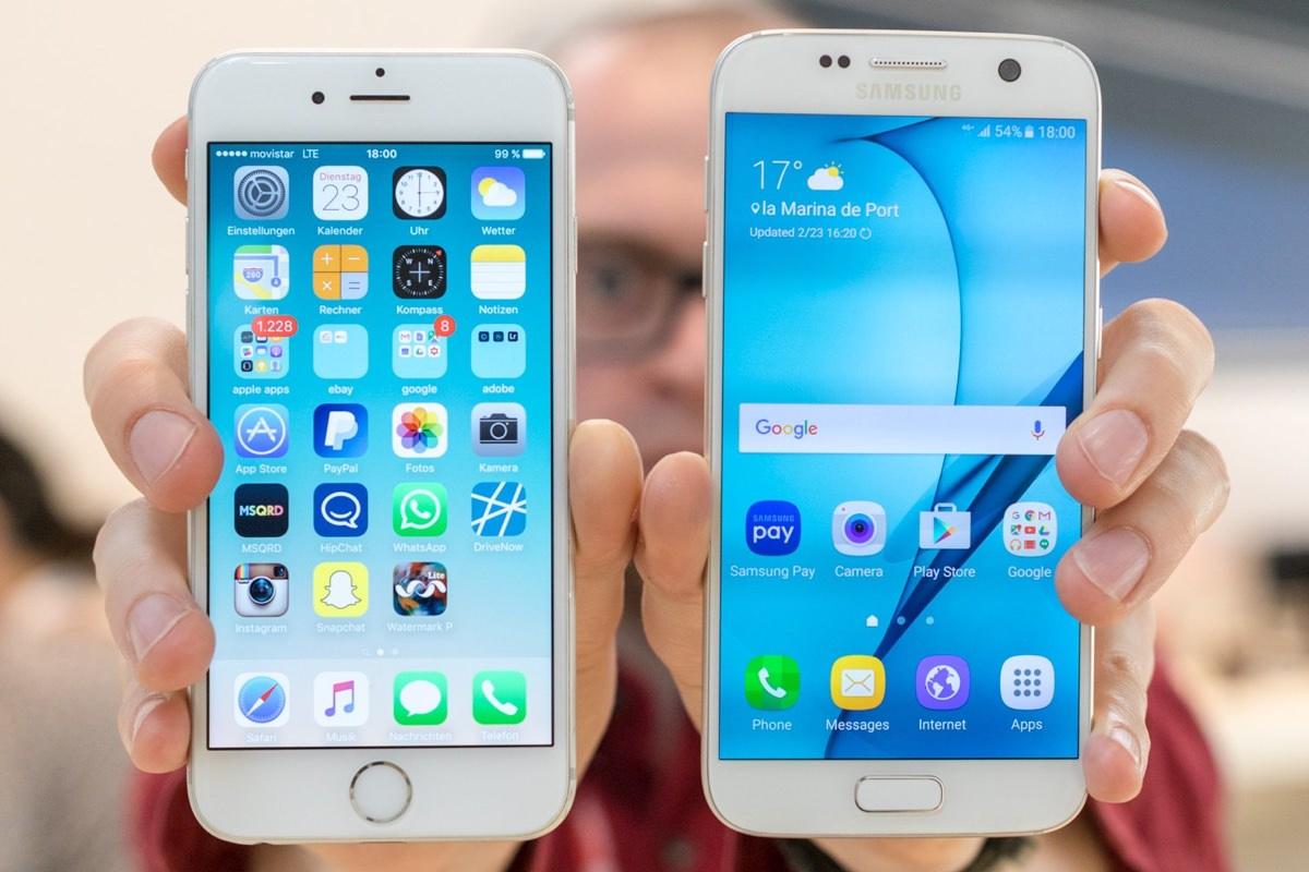 iPhone 6s проиграл Samsung Galaxy S7 в качестве фото