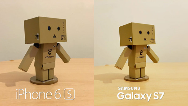 Samsung Galaxy S7 vs. iPhone 6s Apple Camera test 3