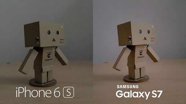 Samsung Galaxy S7 vs. iPhone 6s Apple Camera test 4
