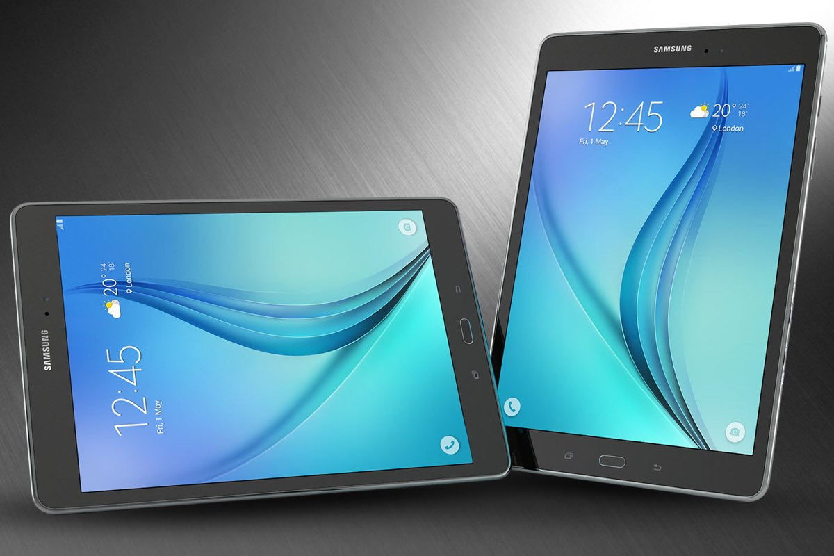 Открылся предварительный заказ на планшет Samsung Galaxy Tab A (2016)