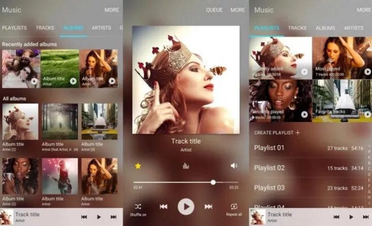 Samsung Music download 2
