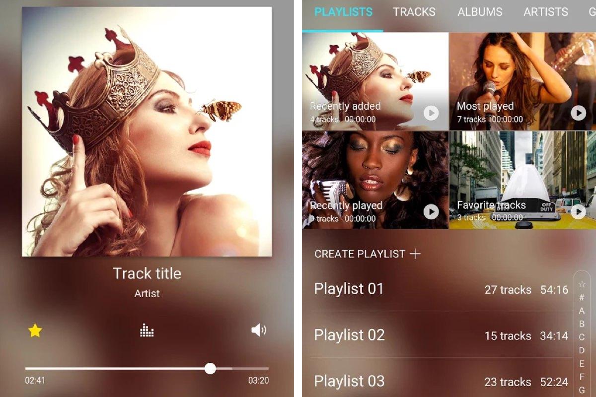 Ассортимент магазина приложений Google Play пополнился Samsung Music