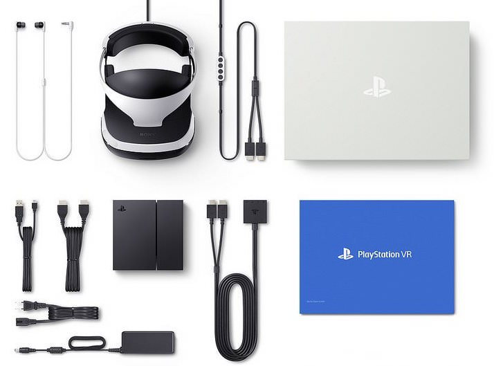 Sony PlayStation VR buy shop russia usa europe