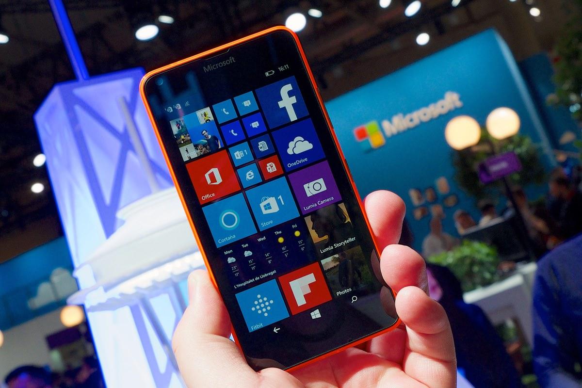 Технические характеристики смартфона Surface Phone