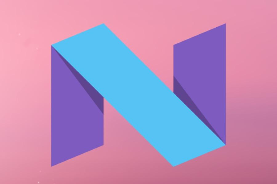 Скачать обои из операционной системы Android N