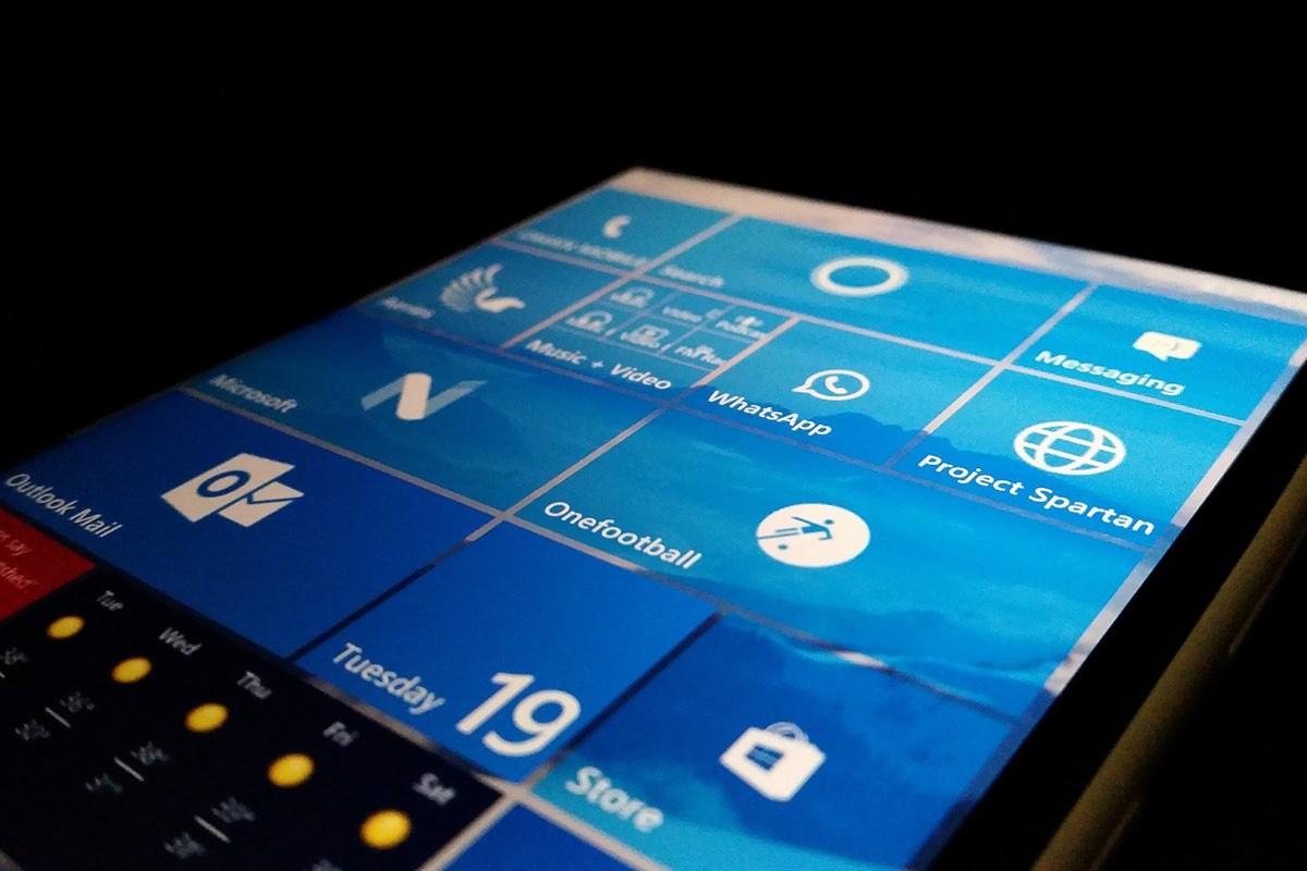 Windows 10 Mobile для линейки смартфонов Lumia выйдет на следующей неделе