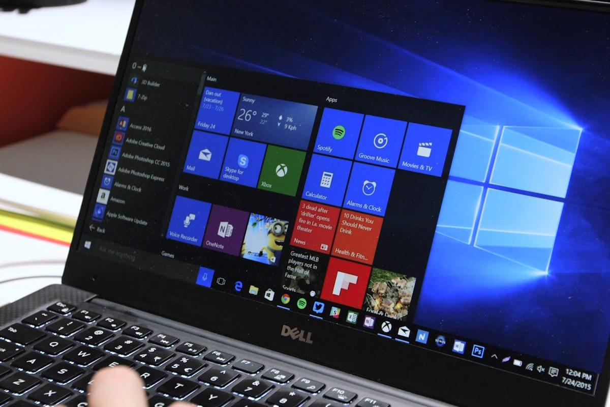 Microsoft принудительно обновляет компьютеры до Windows 10