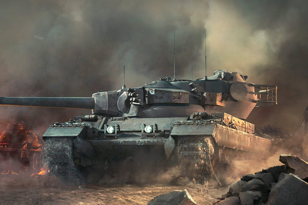 Wargaming выпустила World of Tanks Blitz для Mac OS X